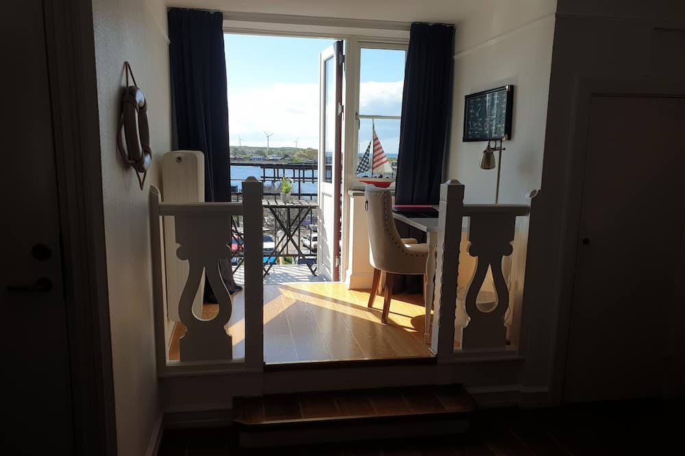 Kamar Double Superior, pemandangan samudra - Balkon
