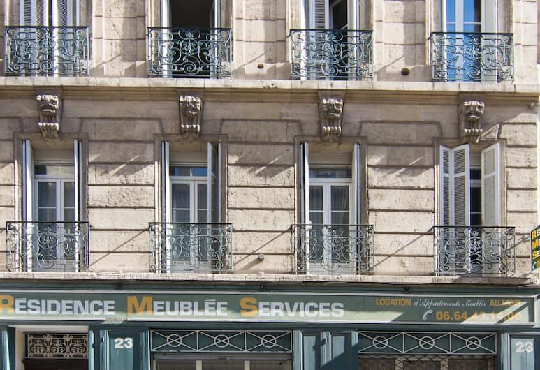 Résidence Meublée Services, Marseille, Depan hartanah