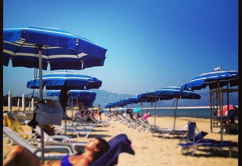 Case Playa, Balestrate, Außenbereich