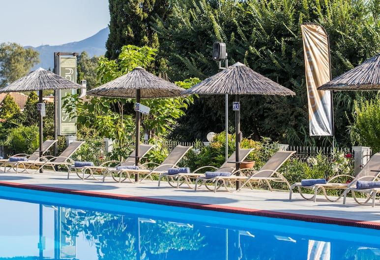 Silver Bay Hotel, Corfu, Piscina