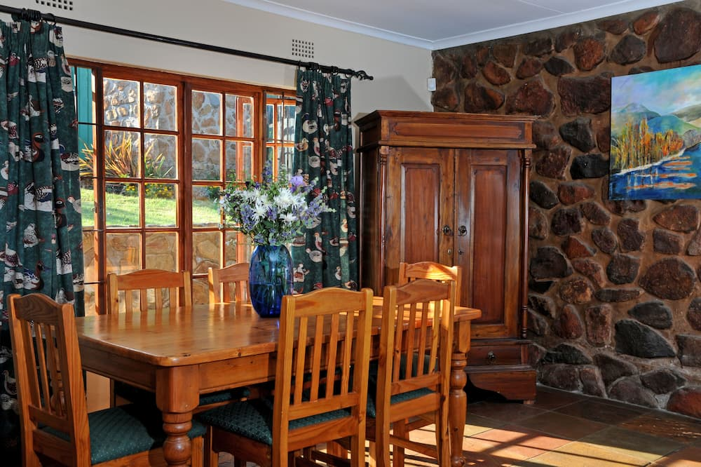 Trout House - In-Room Dining