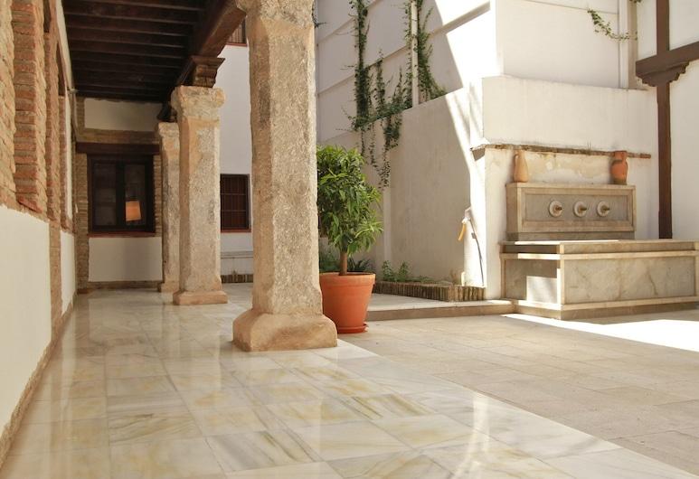 APARTAMENTOS INSIDE CASA DE LA ALBERCA, Granada, Двор