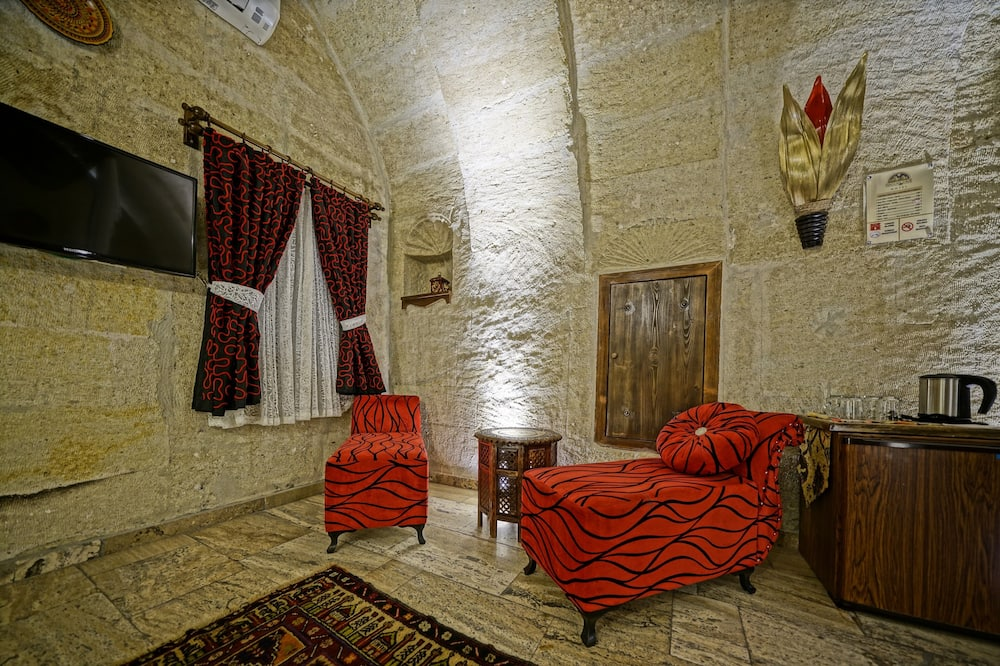 Habitación Deluxe (Arch) - Sala de estar