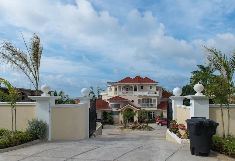 Khastle Khodero, Montego Bay, Hotellinngang