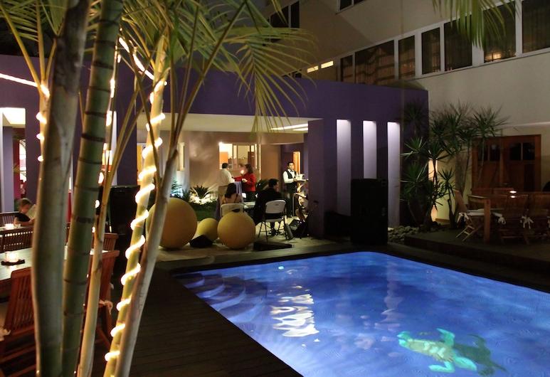 Apart - Hotel Casa Serena, גואטמלה סיטי, אזור למסיבות יום הולדת
