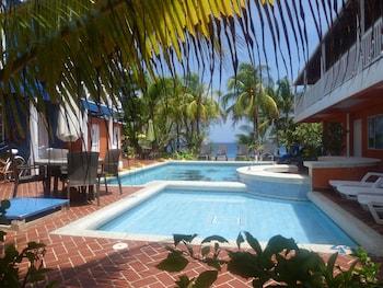 Selline näeb välja Hotel Sunset, San Andres