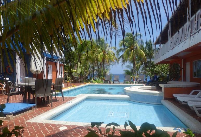هوتل صنسيت, سان أندريس, حمام السباحة الخاص بالأطفال