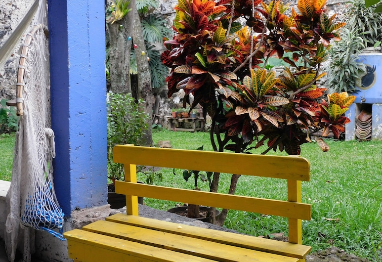 Hostal Catre de Mi Corazón, Xalapa, Jardín