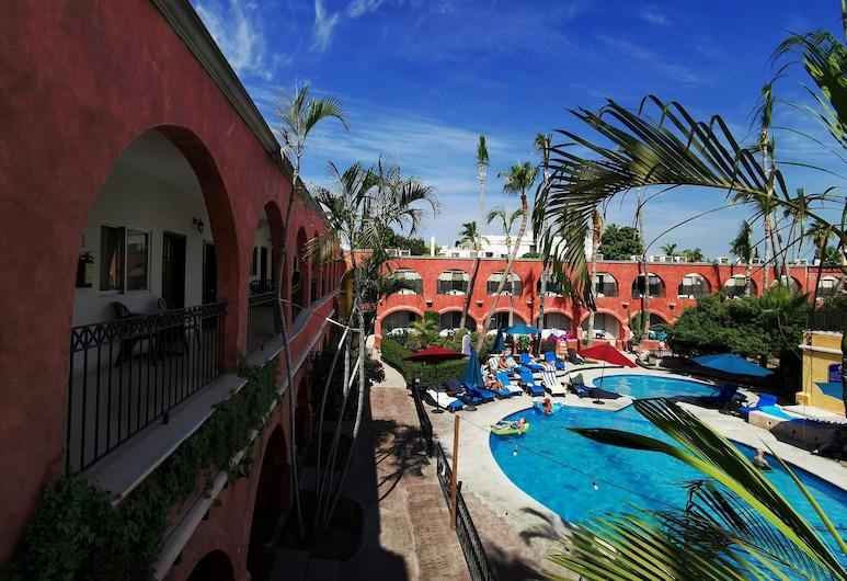 Hotel Mar de Cortez, Кабо-Сан-Лукас, Открытый бассейн