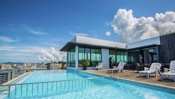 Gambar Borneo Vista Suites Hotel di Kota Kinabalu