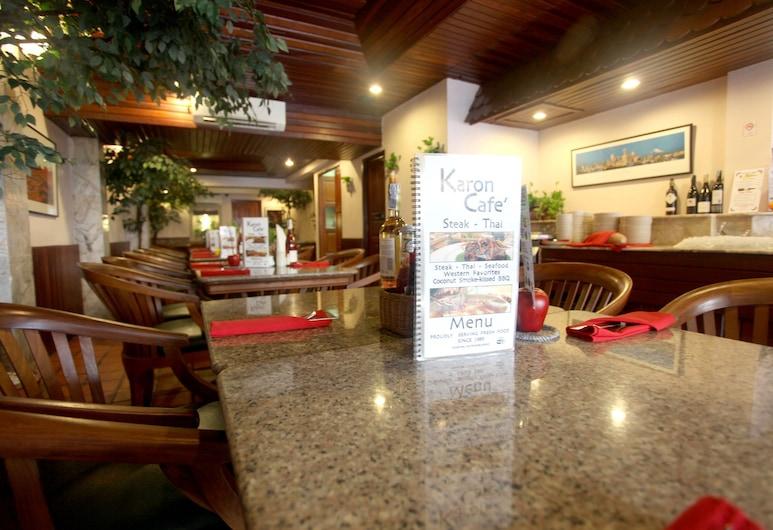Karon Café Inn, Karon, Lobby Sitting Area