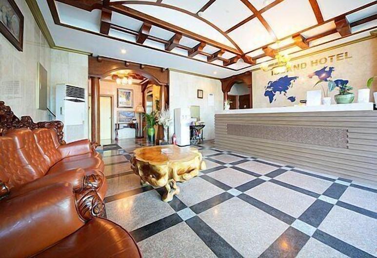 Island Motel, Yeosu, Reception