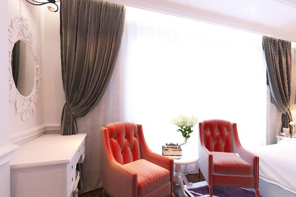 Familien-Suite, Stadtblick (Executive) - Wohnzimmer