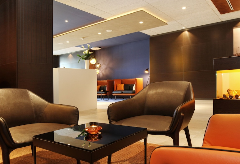 Hafenhotel Meereszeiten, Heiligenhafen, Hotel Lounge