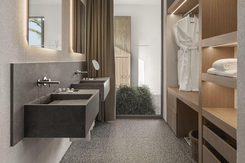 Executive Sea Side - Bathroom