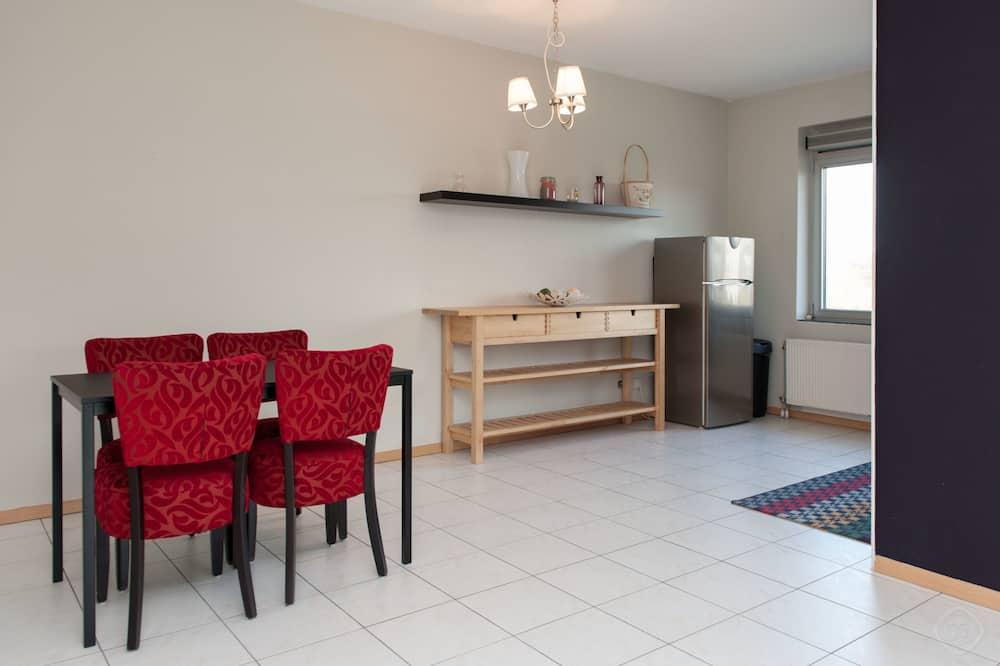 Departamento, 2 camas dobles, vista a la ciudad - Servicio de comidas en la habitación
