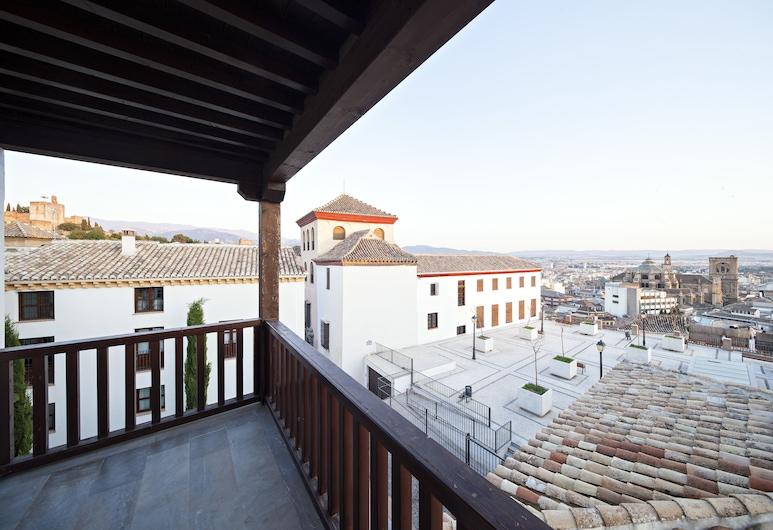 スマート スイーツ アルバイシン アパルタメントス, Granada, ペントハウス 3 ベッドルーム プライベートプール, 部屋