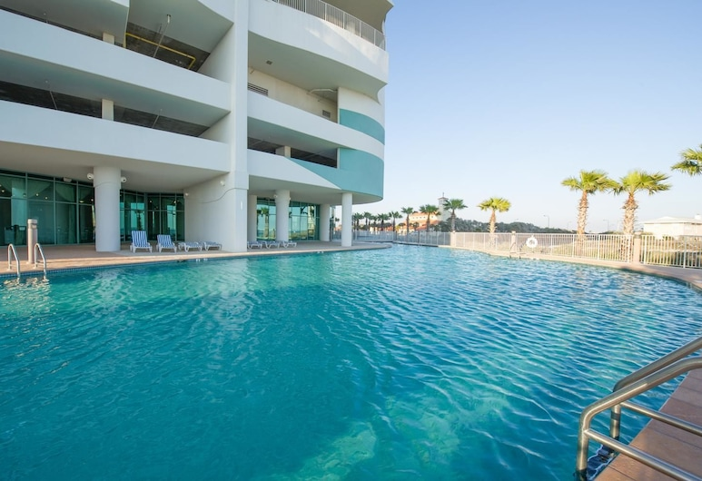 Turquoise by Luxury Coastal Vacations, Orange Beach, Outdoor Pool