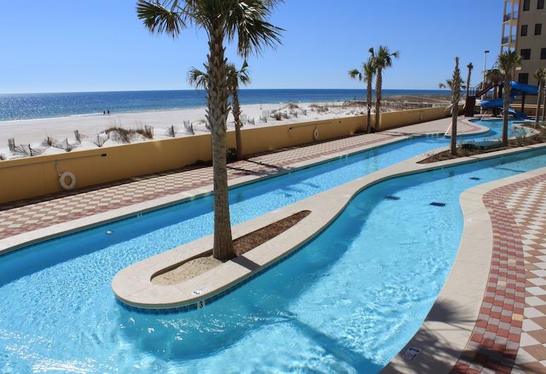 Phoenix West II by Luxury Coastal Vac., Pantai Orange , Kolam Terbuka