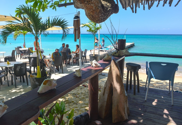 Kaz Kreol Beach Lodge & Wellness Retreat, Ocho Rios, Restauracja
