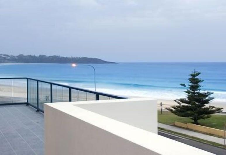 Mollymook Beachfront Executive Apartment, Mollymook, Balcon