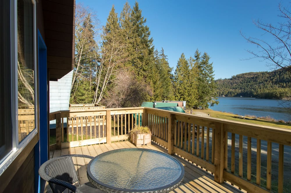 Cabin, 1 Bedroom, Fireplace, Ocean View - Balcony