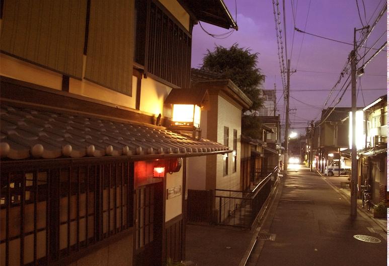 蒙多旅館, Kyoto, 外觀