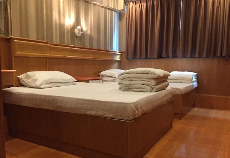 新園旅館, 九龍, 客房