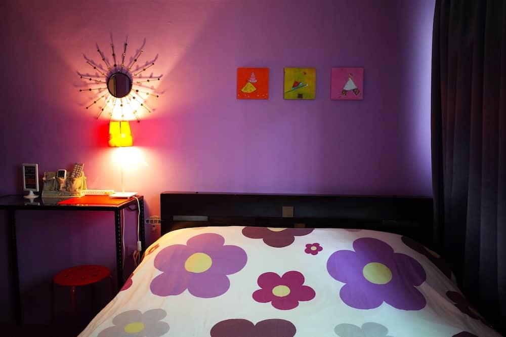 חדר סטנדרט, מיטה זוגית - חדר רחצה