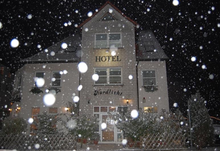 Hotel Nordlicht, Schwerin, Entrada del hotel