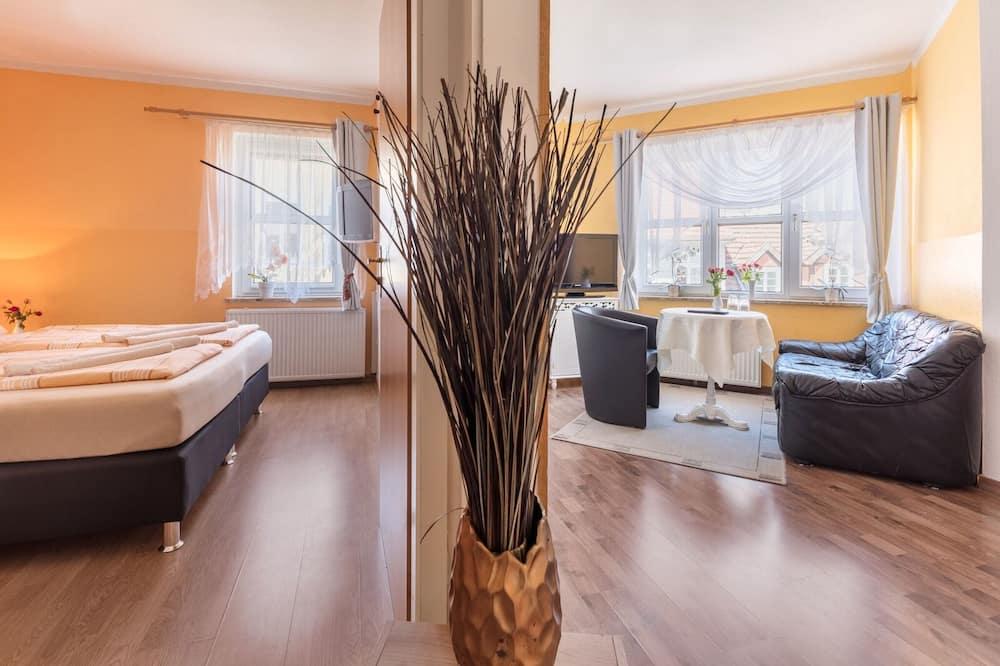 Apartment, 1 Schlafzimmer, Verbindungszimmer - Zimmer