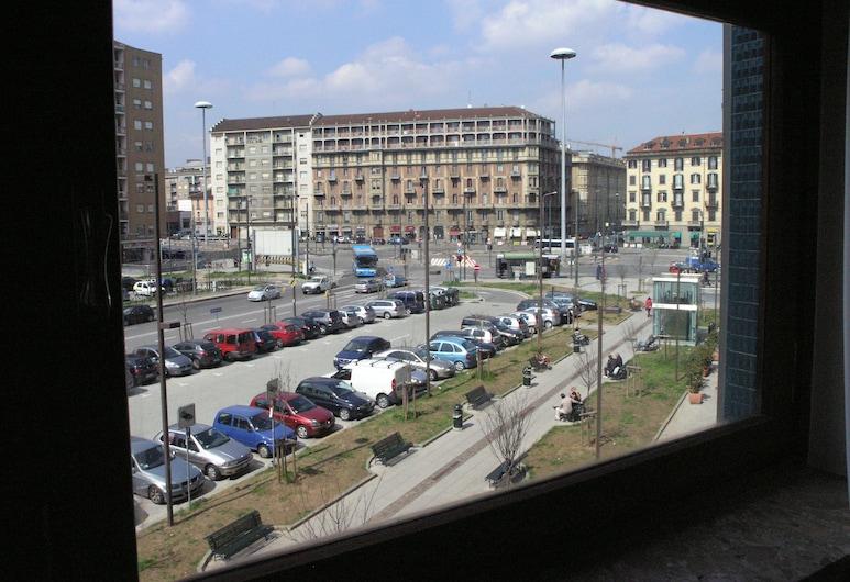 Hotel Smeraldo, Turin, Quang cảnh từ khách sạn