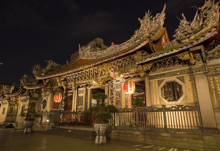 禾順商旅, 台北市, 城市景觀