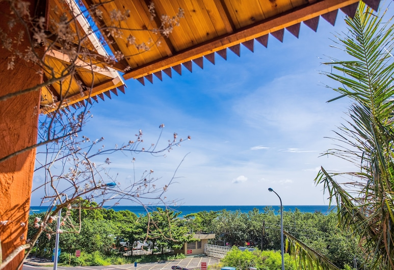 Afei Surf Inn - Hall 1, Hengchun, Double Room, Sea View 301&302, Balcony