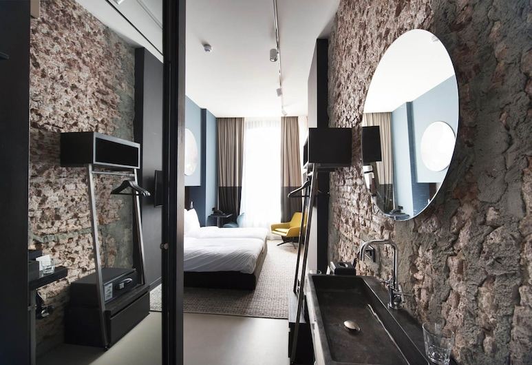 PH Hotel Oosteinde, Amesterdão, Quarto Duplo (1 double bed or 2 single beds), Quarto