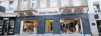 Picture of Hotel Ostende in Karlovy Vary
