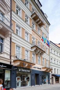 A(z) Hotel Ostende hotel fényképe itt: Karlovy Vary