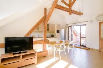תמונה של Ginosi Elema Apartel בPrague