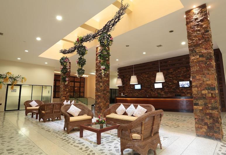 Tabasco Inn, Villahermosa, Ruang Duduk Lobi