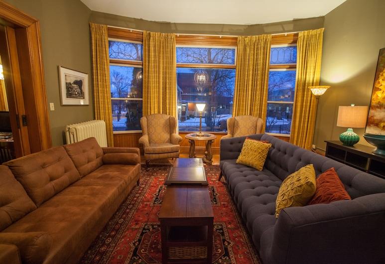 The Hillhurst Inn, Charlottetown, Vnútorný vchod