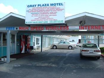 Picture of Gray Plaza Motel in Benton