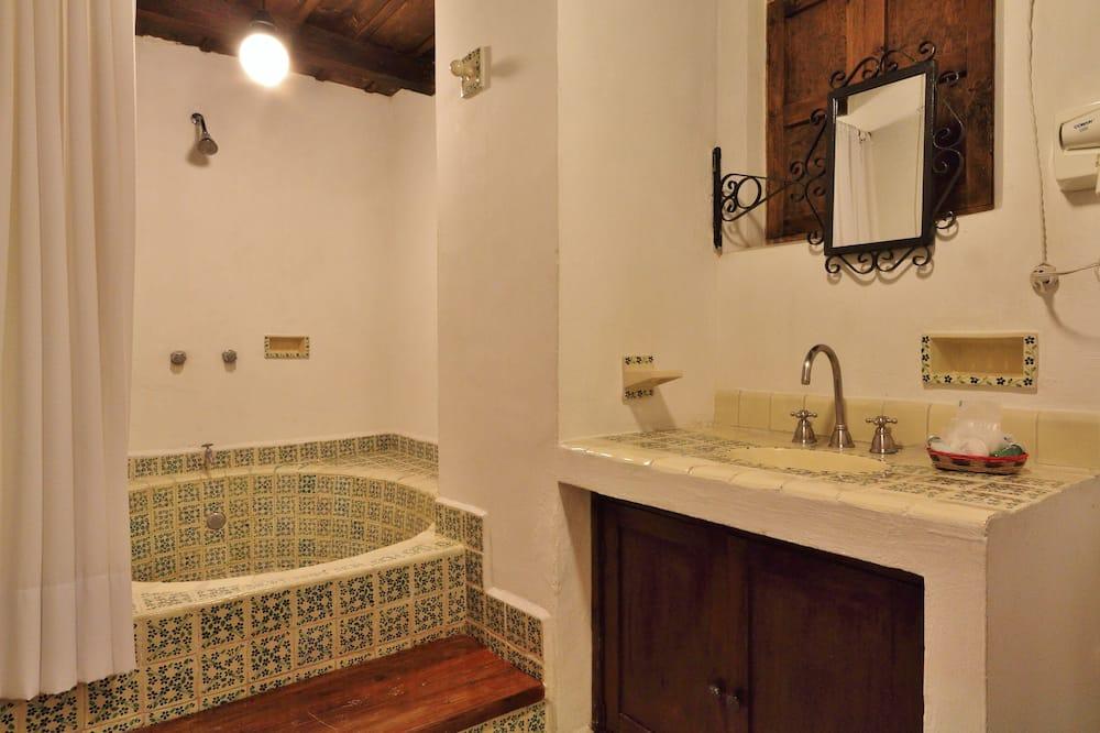 Standard Double Room, 1 Double Bed - Deep Soaking Bathtub
