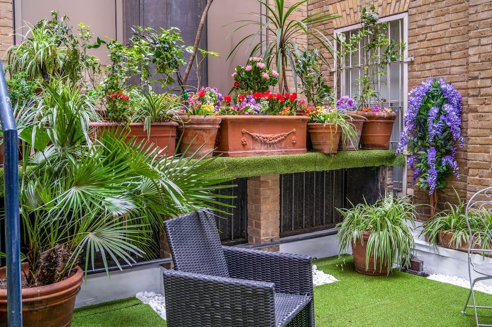 スーペリア アパートメント バリアフリー 専用バスルーム - 庭園