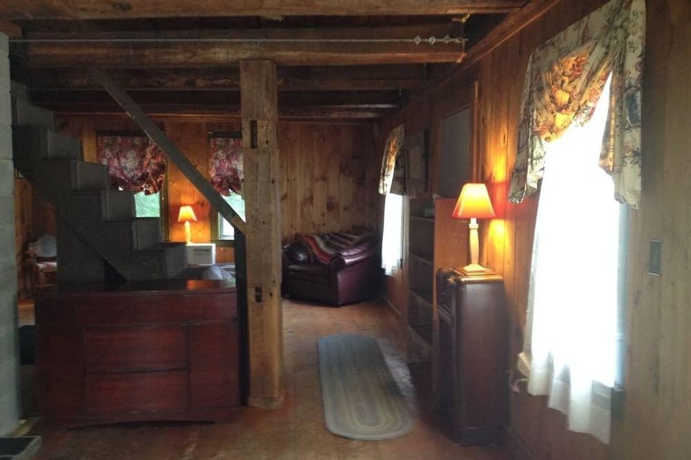 Hemlock Cottage, 1 Queen Bed, Futon - Житлова площа