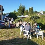 Χώρος για μπάρμπεκιου/πικνίκ