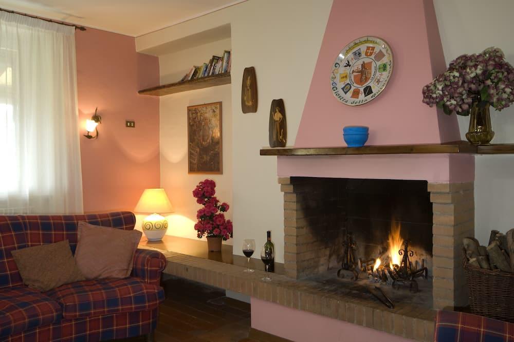 Appartement, 3 chambres - Coin séjour