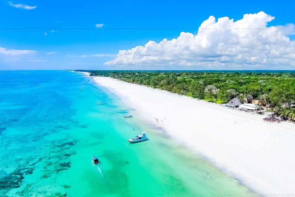 Resultado de imagen para Playa Diani, Kenia