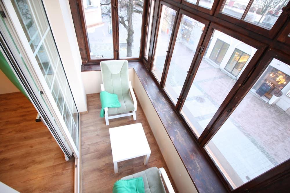 Comfort Double Room, Balcony - Balcony