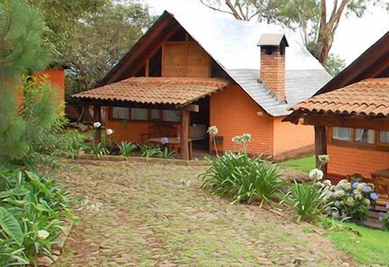Cabañas La Huerta, Mazamitla
