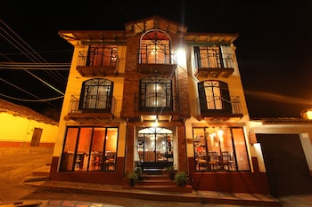 Mazamitla bölgesindeki Hotel Real de la Sierra resmi
